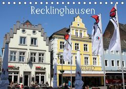 Recklinghausen (Tischkalender 2019 DIN A5 quer) von Raab,  Karsten-Thilo