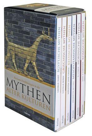 Reclams Einführungen in die Mythen alter Kulturen von Burn,  Lucilla, Gardner,  Jane F., Green,  Miranda Jane, Hart,  George, McCall,  Henrietta, Page,  R. I.