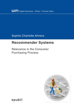 Recommender Systems von Ahrens,  Sophie