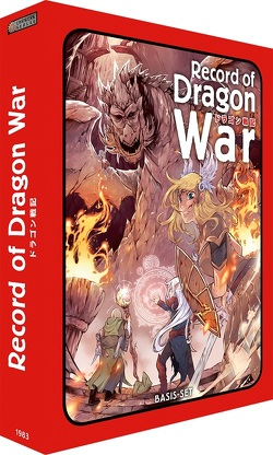 Record of Dragon War von Herzog,  Marika, Remmecke,  Dirk