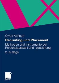Recruiting und Placement von Achouri,  Cyrus