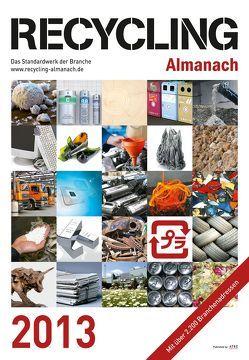 RECYCLING Almanach 2013 von Krafzik,  Stephan Peter