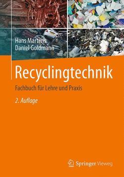 Recyclingtechnik von Goldmann,  Daniel, Martens,  Hans