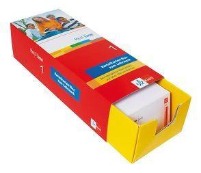 Red Line 1 – Vokabel-Lernbox zum Schülerbuch