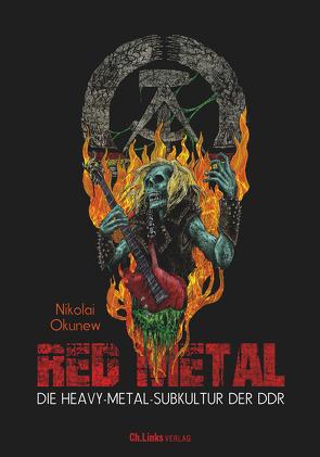 Red Metal von Okunew,  Nikolai