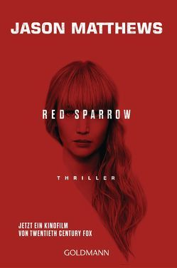 Red Sparrow von Benthack,  Michael, Matthews,  Jason