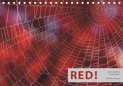 RED! (Tischkalender 2019 DIN A5 quer) von Herzog,  Thomas, www.bild-erzaehler.com