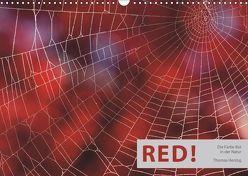 RED! (Wandkalender 2019 DIN A3 quer) von Herzog,  Thomas, www.bild-erzaehler.com