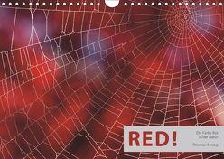 RED! (Wandkalender 2019 DIN A4 quer) von Herzog,  Thomas, www.bild-erzaehler.com