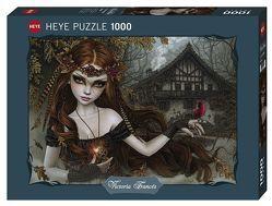 Redbird Puzzle von Francés,  Victoria