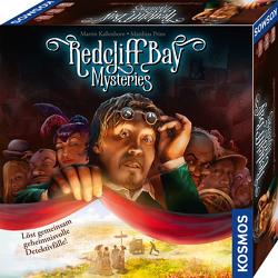 Redcliff Bay Mysteries von Hoffmann,  Martin, Kallenborn,  Martin, Prinz,  Matthias, Stephan,  Claus