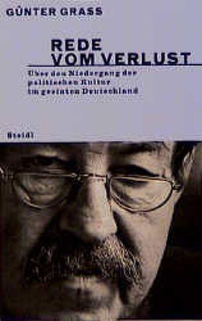 Rede vom Verlust von Grass,  Günter