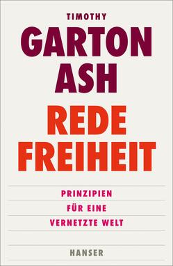 Redefreiheit von Dierlamm,  Helmut, Garton Ash,  Timothy, Pfeiffer,  Thomas
