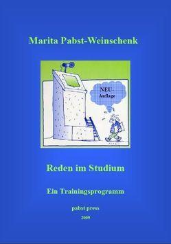 Reden im Studium von Pabst-Weinschenk,  Marita, Puth,  Klaus