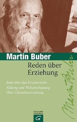 Reden über Erziehung von Buber,  Martin