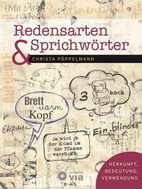 Redensarten & Sprichwörter von Pöppelmann,  Christa