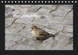 Redensarten Teil 1 (Tischkalender 2019 DIN A5 quer) von Keller,  Angelika