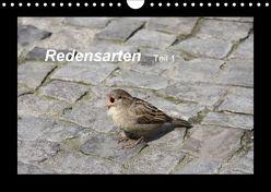 Redensarten Teil 1 (Wandkalender 2018 DIN A4 quer) von Keller,  Angelika
