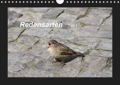 Redensarten Teil 1 (Wandkalender 2019 DIN A4 quer) von Keller,  Angelika