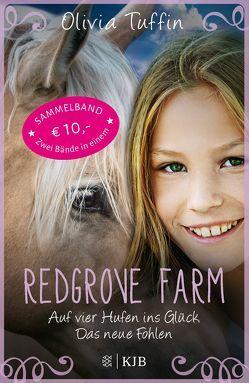 Redgrove Farm. Auf vier Hufen ins Glück & Das neue Fohlen von Eisold-Viebig,  Angelika, Tuffin,  Olivia