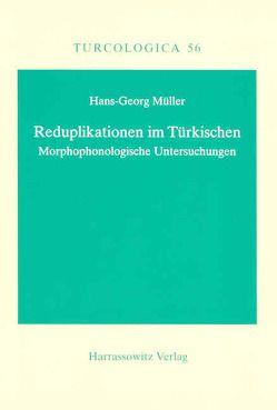 Reduplikationen im Türkischen von Müller,  Hans G