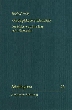 »Reduplikative Identität« von Frank,  Manfred