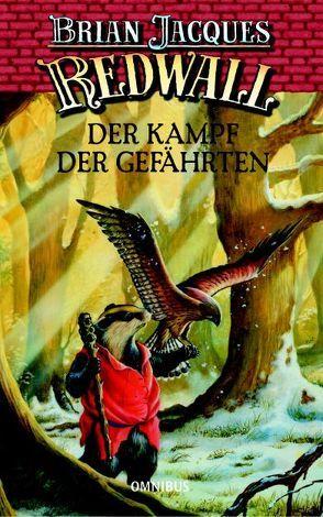 Redwall – Der Kampf der Gefährten von Burger,  Gerd, Jacques,  Brian