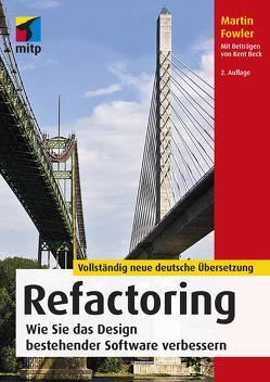 Refactoring von Fowler,  Martin