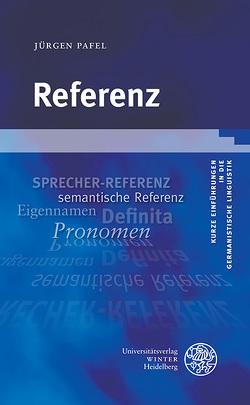Referenz von Pafel,  Jürgen