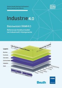 Basiswissen RAMI 4.0 von Döbrich,  Udo, Hankel,  Martin, Heidel,  Roland, Hoffmeister,  Michael