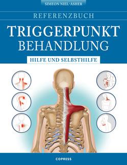 Referenzbuch Triggerpunkt Behandlung von Niel-Asher,  Simeon