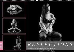 Reflections 2019 – ästhetische Fotografien im Wasser (Wandkalender 2019 DIN A2 quer) von Richter,  Dirk