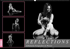 Reflections 2020 – ästhetische Fotografien im Wasser (Wandkalender 2020 DIN A2 quer) von Richter,  Dirk