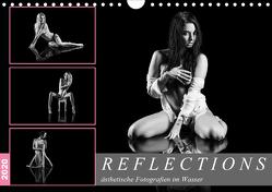 Reflections 2020 – ästhetische Fotografien im Wasser (Wandkalender 2020 DIN A4 quer) von Richter,  Dirk