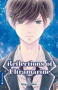 Reflections of Ultramarine 02 von Sakai,  Mayu
