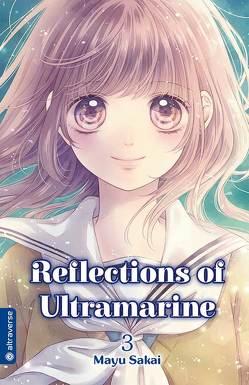Reflections of Ultramarine 03 von Sakai,  Mayu