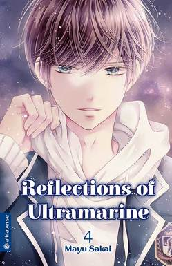 Reflections of Ultramarine 04 von Sakai,  Mayu