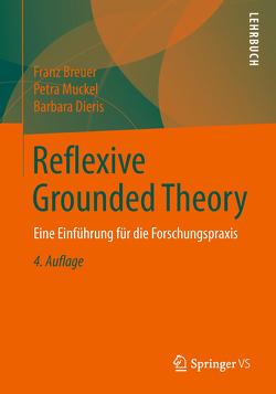 Reflexive Grounded Theory von Allmers,  Antje, Breuer,  Franz, Dieris,  Barbara, Muckel,  Petra