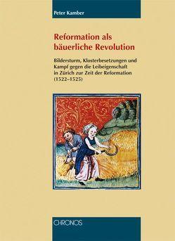 Reformation als bäuerliche Revolution von Kamber,  Peter