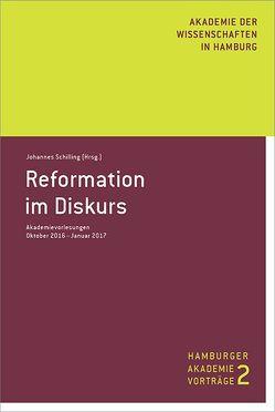 Reformation im Diskurs von Gerhardt,  Volker, Korsch,  Dietrich, Kreuzer,  Edwin J., Leppin,  Volker, Schilling,  Johannes, Slenczka,  Notger, Unruh,  Peter