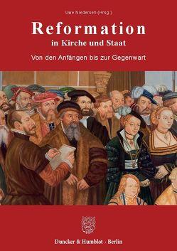 Reformation in Kirche und Staat. von Niedersen,  Uwe