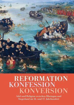 Reformation-Konfession-Konversion von Jendorff,  Alexander, Schmidt,  Carina, Wunder,  Heide