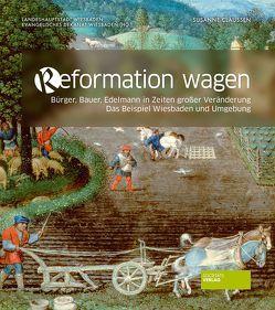 Reformation wagen von Claußen,  Susanne