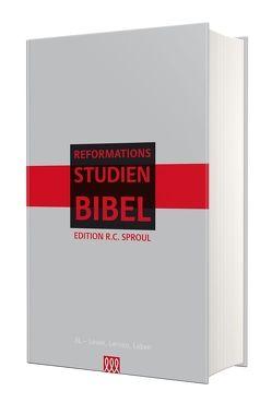 Reformations-Studien-Bibel grau von Sproul,  R C
