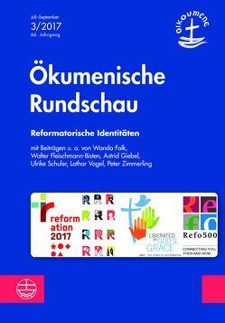 Reformatorische Identitäten von Sahm,  Gisela