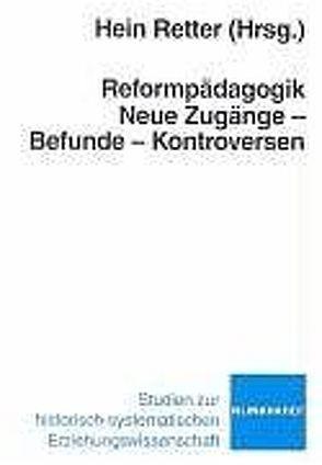 Reformpädagogik von Retter,  Hein