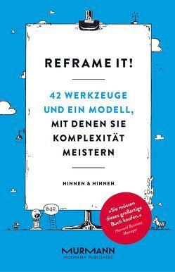 Reframe it! von Hinnen,  Andri, Hinnen,  Gieri