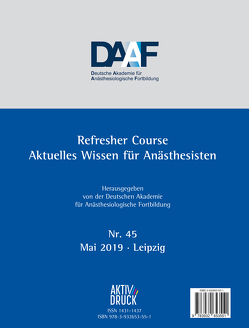 Refresher Course Nr. 45/2019