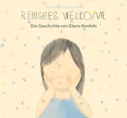 Refugees Welcome von Leidig,  Daniela, Leidig,  Jonas