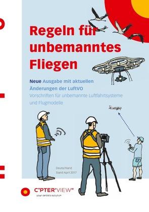 Regeln für unbemanntes Fliegen von Roth,  Stefanie, von Veltheim,  Andreas, Wieland,  Michael